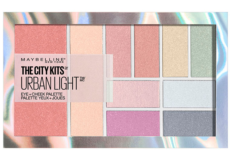 Maybelline The City Kits™ All-in-One Eye & Cheek Palette