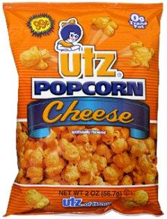 Utz Cheese Flavored Popcorn
