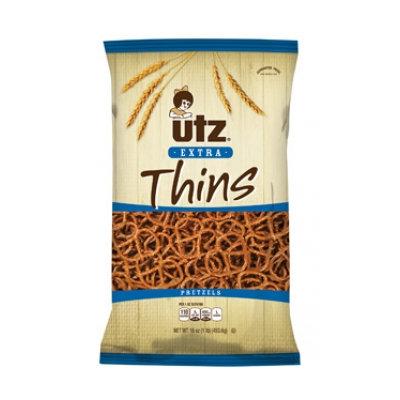 Utz Extra Thins Pretzels