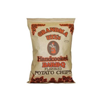 Utz Grandma Handcooked Bbq Flavored Potato Chips