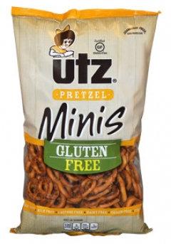 Utz Minis Gluten Free Pretzel