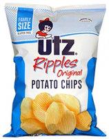 Utz Ripple Original Potato Chips