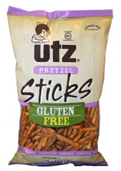 Utz Sticks Gluten Free Pretzel