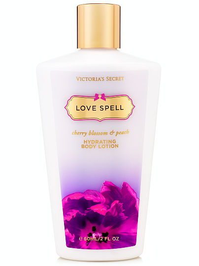 Victoria's Secret Love Spell Body Lotion