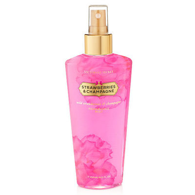 Victoria's Secret Strawberries & Champagne Mist