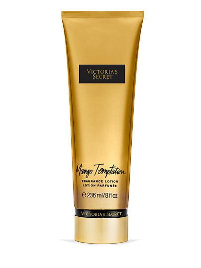 Victoria's Secret Mango Temptation Fragrance Lotion