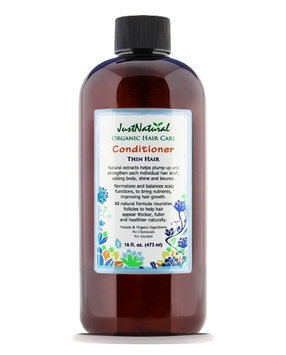 Just Natural Products Thin Hair Conditioner