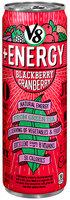 V8® +Energy Blackberry Cranberry Lightly Carbonated Juice
