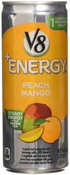 V8® V-Fusion + Energy Peach Mango