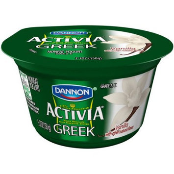 Activia® Vanilla Probiotic Greek Nonfat Yogurt