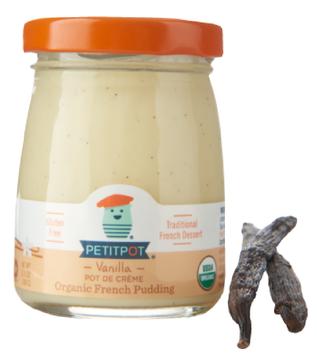 Petit Pot Madagascar Vanilla Pot De Crème