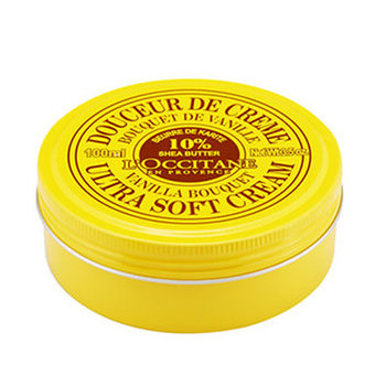 L'Occitane Shea Butter Ultra Soft Cream Vanilla Bouquet