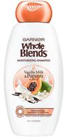 Garnier Moisturizing Shampoo with Vanilla Milk & Papaya Extracts