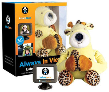 Infant Tech Automobile Baby Monitor - Giraffe