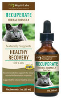 Wapiti Labs Recuperate Formula for Healthy Recovery Cat Supplement 2 oz.