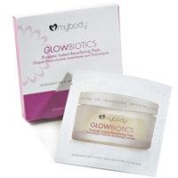 mybody GLOWBIOTICS Probiotic Instant Resurfacing Pads Travel Pack