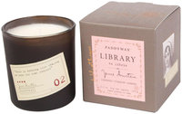 Paddywax Library Collection 6.5 Oz Jar Candle, Jane Austen