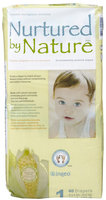 Nurtured by Nature Diapers - 40 ct.