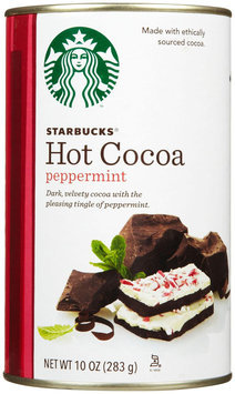 Starbucks Peppermint Hot Cocoa Mix