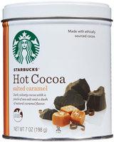 Starbucks Starbucks Cocoa Tin, Salted Caramel
