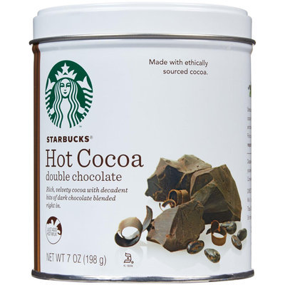 Starbucks Starbucks Cocoa Tin, Double Chocolate