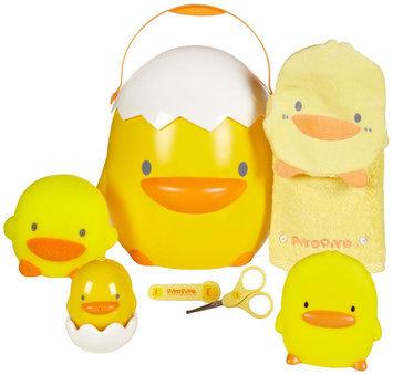 Piyo Piyo Usa Piyo Piyo Bathing Toddler Gift Set