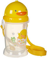 Piyo Piyo Easy Reach Water Bottle - Duck - 12 oz