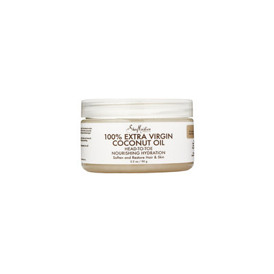 SheaMoisture 100% Extra Virgin Coconut Oil Head-To-Toe Nourishing Hydration