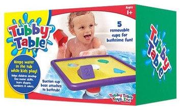 Tubby Table w/ Non-Slip Bath Mat - 1 ct.