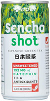 Ito En Tea Shot - Sencha - 6.4 oz - 30 ct