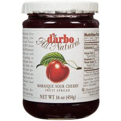 D'arbo Source Atlantique C Fruit Spread Mara Cour Ch 16-Ounce, Pack of 6