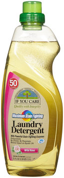 If You Care LIQ DET, STAIN FGHT, ROSE, (Pack of 8)