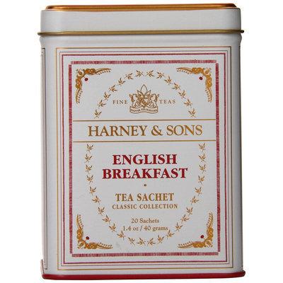 Harney & Sons Classic English Breakfast Tea, 20 ct
