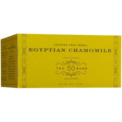 Harney & Sons Teas Harney And Sons Tea Bags Chamomile Herbal 50 Count (Pack Of 6)