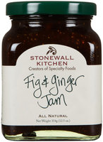 Stonewall Kitchen Fig & Ginger Jam, 12.5 oz