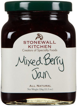 Stonewall Kitchen All Natural Jam Mixed Berry 11.5 oz