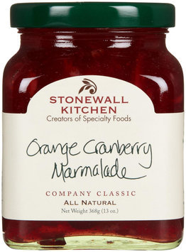 Stonewall Kitchen Orange Cranberry Marmalade, 13 oz