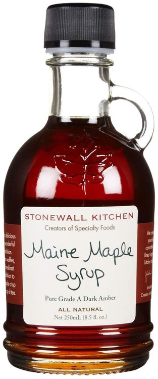 Stonewall Kitchen Maine Syrup 8 1 2 Oz Reviews Find The Best Syrups Influenster