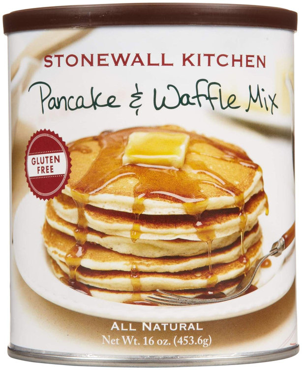 Stonewall Kitchen Gluten Free Pancake & Waffle Mix