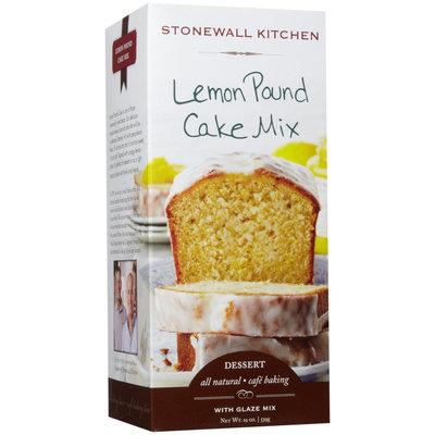 Stonewall Kitchen Pound Cake Mix Lemon 19 oz