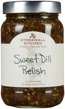 Stonewall Kitchen Sweet Dill Relish 16.75 oz