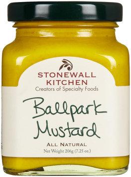 Stonewall Kitchen All Natural Mustard Ballpark 7.25 oz
