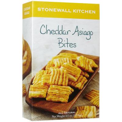Stonewall Kitchen Bites Cheddar Asiago 4.5 oz