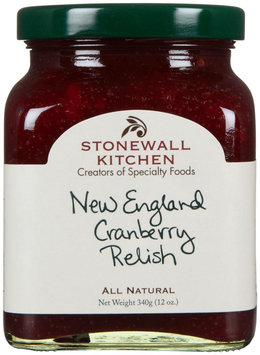 Stonewall Kitchen New England Cranberry Relish, 12 oz