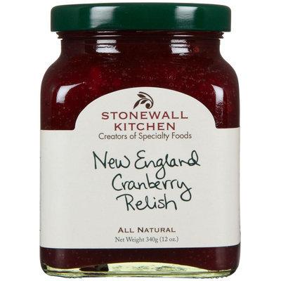Stonewall Kitchen New England Cranberry Relish, 12 oz