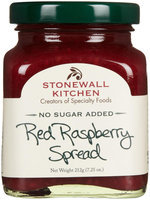 Stonewall Kitchen No Sugar Added Fruit Spread Red Raspberry 7.25 oz
