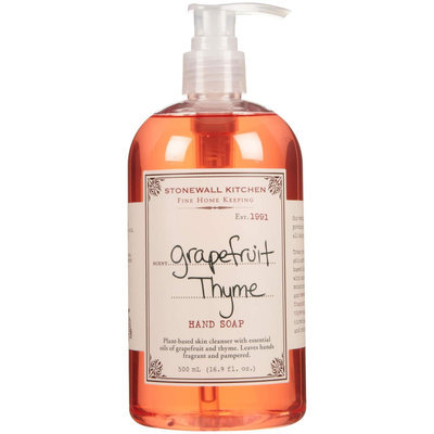 Stonewall Kitchen Hand Soap - Grapefruit Thyme