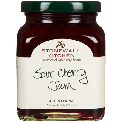 Stonewall Kitchen Sour Cherry Jam, 12.5 oz