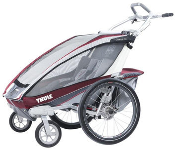 Thule CX 2 Stroller with Strolling Kit