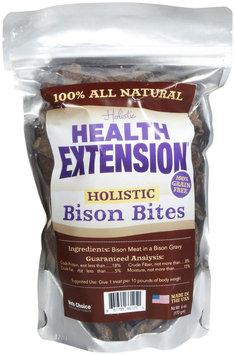 Vets Choice Health Extension Bison Bites - 6oz